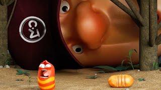 THE INSECT KILLER - Larva | Crazy Cartoons | WildBrain Cartoons