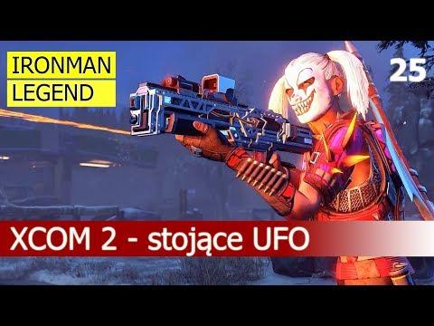 XCOM 2 gameplay pl - Stojące UFO - [Ironman Legend] - 25