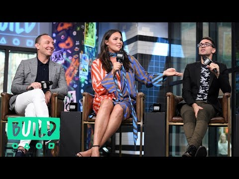 Christian Siriano, Patrick Herning & Candice Huffine Talk