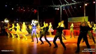 """Ансамбль """"Грация"""" - фестиваль """"Магия танца"""" г.Киев 03.03.2012"""