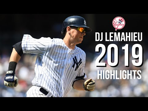 New York Yankees | DJ LeMahieu 2019 Highlights