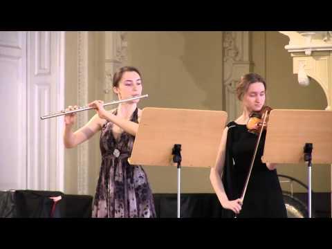 C.P.E. Bach. Trio Sonata in B-flat major, Wq.161/2 (H.578)