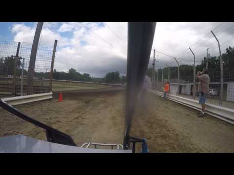 Practice Laps Big Dance Thursday Night US 24 Speedway 6-22-2017
