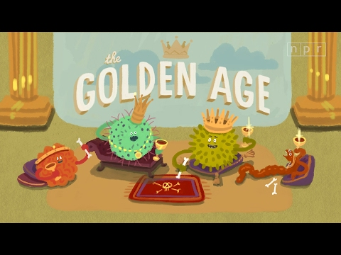 A Short History Of Humans And Germs: The Golden Age Of Germs | Goats & Soda | NPR