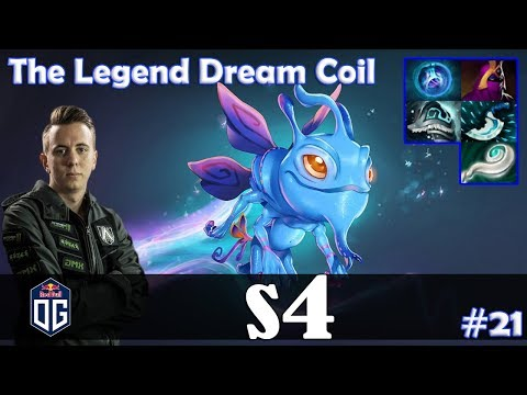 s4 - Puck MID | The Legend Dream Coil | Dota 2 Pro MMR Gameplay #21