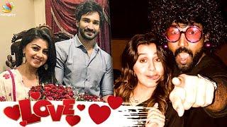 Nikki Galrani & Aadhi In Love   Darling, Telugu Actress, Maragatha Naanayam, Mirugam   Tamil News