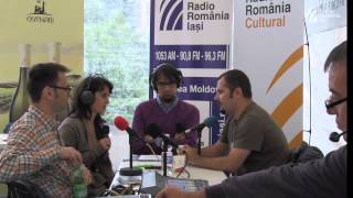 RADIO IASI LIVE - 11:30 Emisiunea TIMPUL PREZENT (02.10.2014)