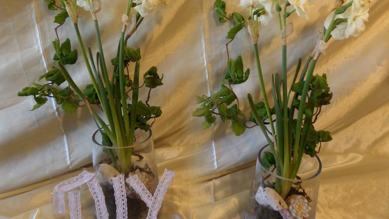 Diy Blumen Werkstatt Tolle Blumen Deko Für 45 Cent Selber