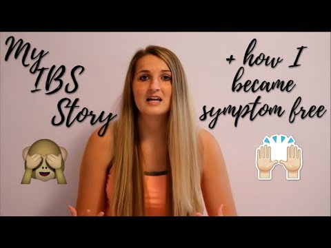 """My IBS Story & What """"Cured"""" It For Me!"""