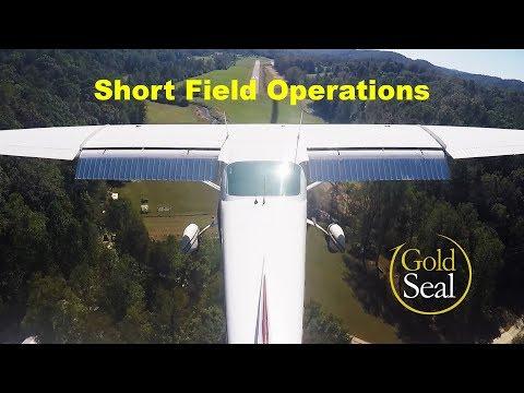 Short Field Operations