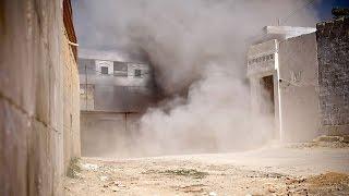 معارك كر وفر على جبهات القتال في حلب