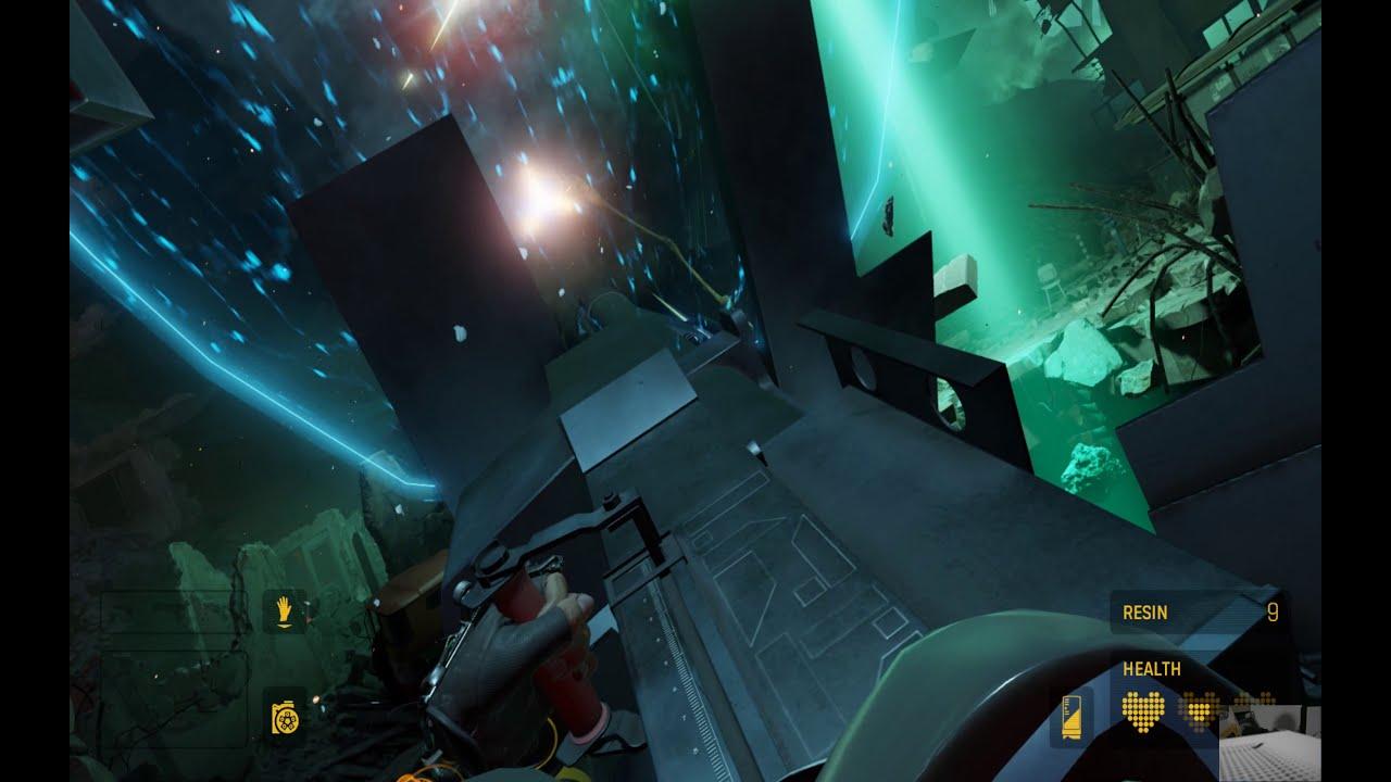 Gameplay de Half-Life: Alyx liberados - Última Ficha