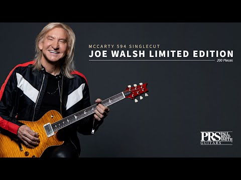 The McCarty 594 Singlecut - Joe Walsh Limited Edition | PRS Guitars