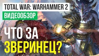 Обзор игры Total War: Warhammer 2