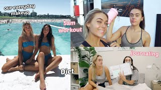 Enjoy our healthy teen lifestyle routine! this is more of a daily, morning to night routine and how we stay while are teens :) spotify playlist: h...