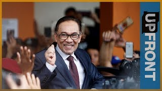 Malaysia's Anwar Ibrahim: 'Najib was responsible' | UpFront
