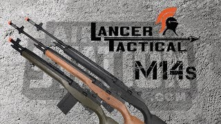 The Best of Both Worlds - Lancer Tactical M14 Overview