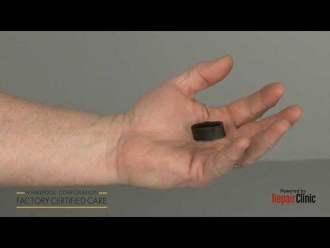 Hinge Friction Sleeve - Whirlpool Dishwasher Repair #WDF520PADM7