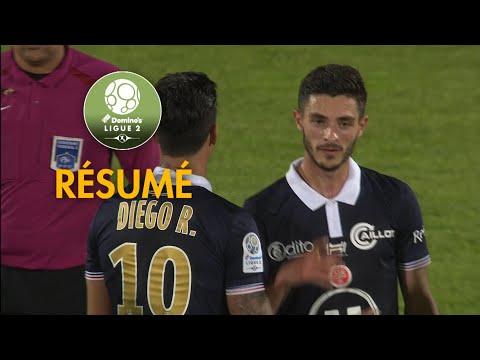 AJ Auxerre - Stade de Reims ( 1-4 ) - Résumé - (AJA - REIMS) / 2017-18