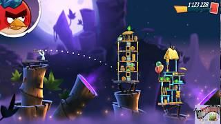 Angry Birds 2.  Прохождение 12 часть. Башня удачи или нет