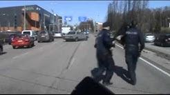 Poliisi jahtaa Laajasalon ampujaa Itäväylällä Helsingissä 23.4.2014