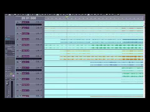 Time (Hans Zimmer)  remake/cover Cubase 5/Sonar 8