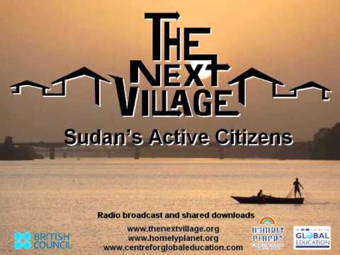 The Next Village - Sudan's active citizens