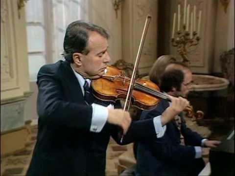 Szeryng plays Rondo by Mozart