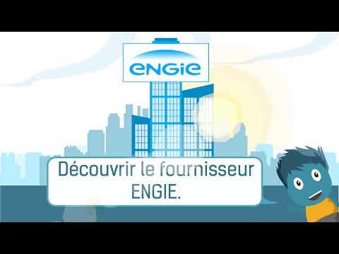 Engie (ex- GDF Suez) - Comparatif des offres de gaz et d'électricité