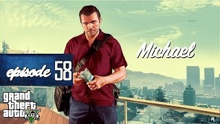 Grand Theft Auto 5 Walkthrough - Part 58 Let's Play PS3 GTAV Gameplay
