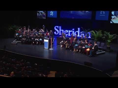 #SheridanConvo: Monday, June 10, 2019, 7:30 p.m. NEW