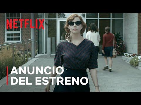Gambito de reina (EN ESPAÑOL) | Anuncio del estreno | Netflix