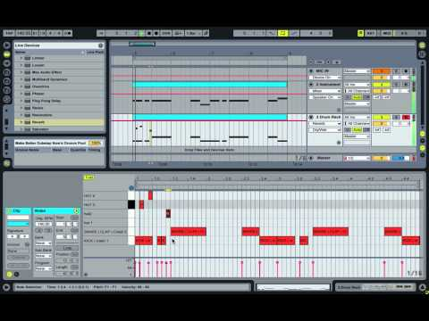 "[Ableton Tutorial] - ""Make Better Dubstep Now Pt. 4 Ableton Live"" - (Kill Paris Tutorial)"