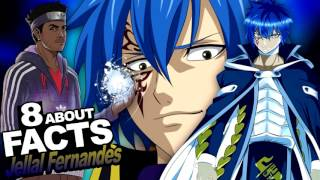 """8 Facts About Jellal Fernades You Should Know!!! w/ ShinoBeenTrill """"Fairy Tail Anime"""""""