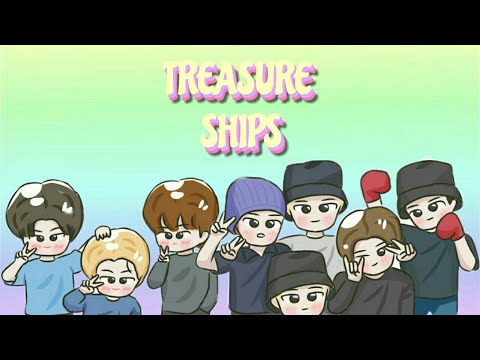 basic treasure ships