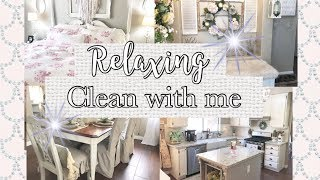 CLEAN WITH ME | RELAXING CLEANING MOTIVATION