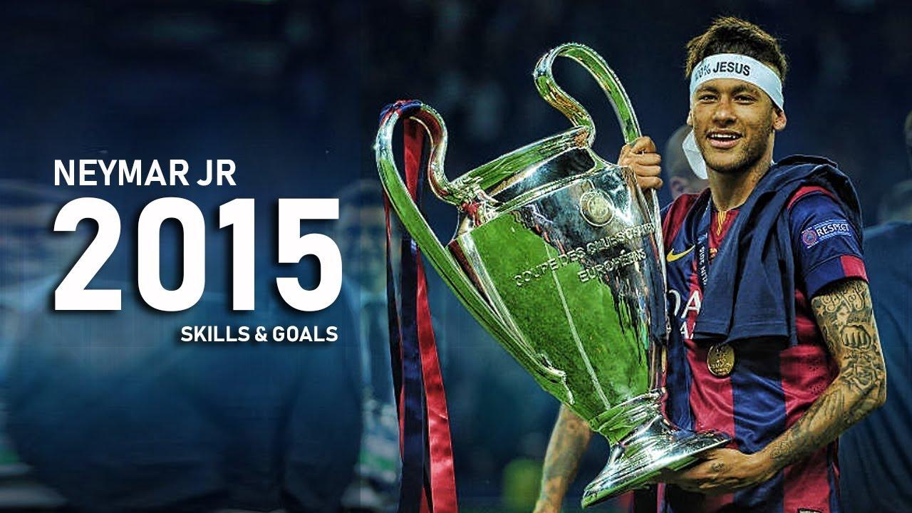 Neymar Jr Peak At Barcelona 2014/15 Skills & Goals | HD ...