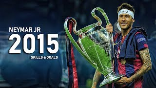 Neymar Jr ► Peak At Barcelona 2014/15 ● Skills & Goals | HD