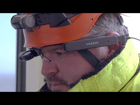 Bringing Augmented Reality Tech to Offshore Renewables with Utility AR