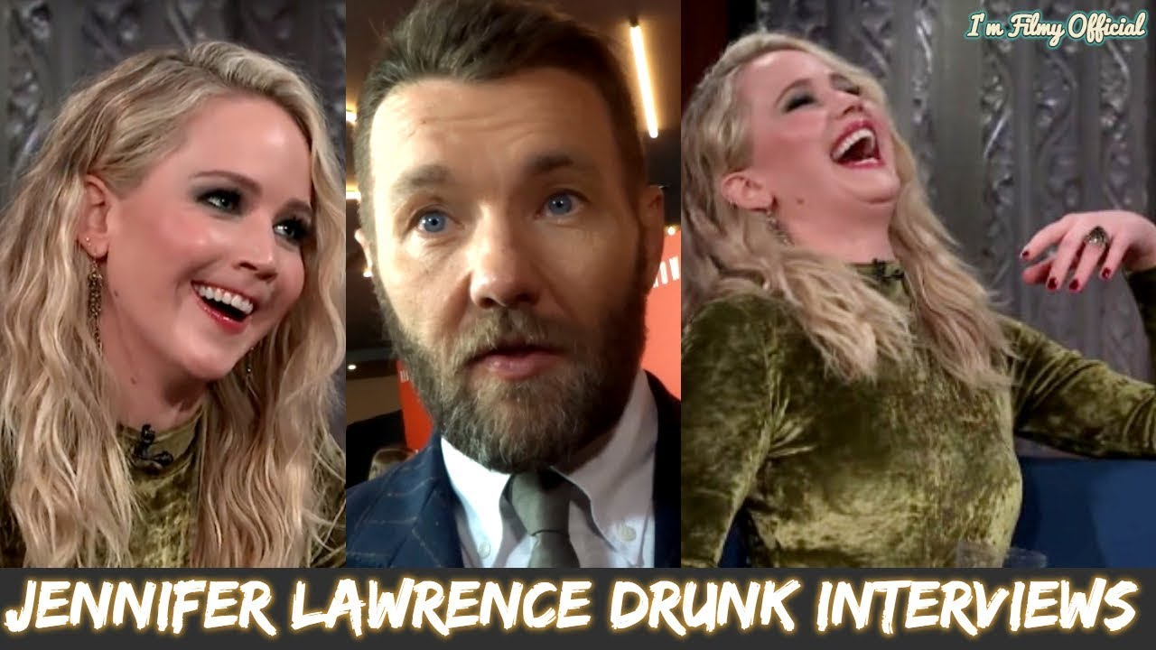 Red Sparrow Bloopers and Cast Funny Moments(Part-2) - Try Not To Laugh w/  Jennifer Lawrence - YouTube