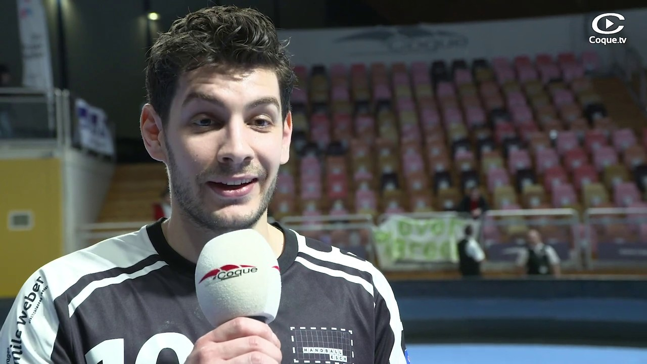 FLH Final 4 Demi Finales Coupe de Luxembourg Loterie Nationale