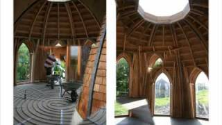 Dreamfield To Realfield - A Sacred Geometry Organic Home