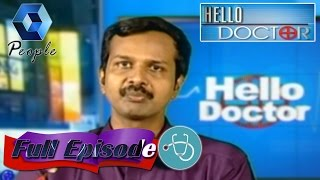 Hello Doctor: Dr Arun B Nair On Anxiety Disorder | 1st January 2015 | Full Episode