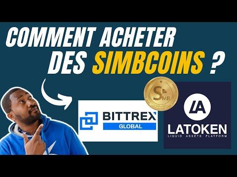 Comment acheter des SIMBCOINS (SMBSWAP) à partir de son compte Liyeplimal ? (Tutoriel complet )