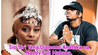 IMEVUJA:Video ya Mahaba ya  Diamond na Nandy  Wakiwa Hotelini Dubai