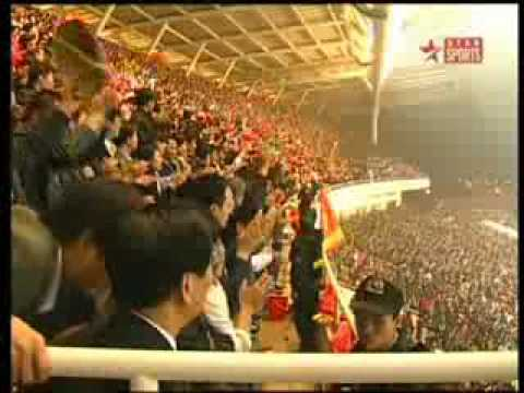 AFF cup 2008 - Vietnam vs Thailand 1-1, Cong Vinh goals, CELEBRATIONS time (phanmemhay.com)