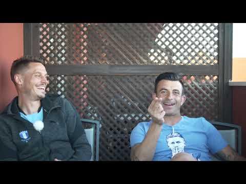 Markus Rosenberg gästar Berras balkong