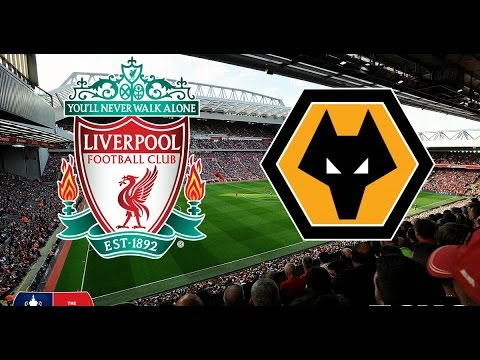 Andreas Weimann Goal - Liverpool vs Wolves 1-2 - FA Cup - 28-1-2017 HD