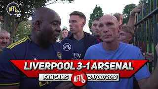 Liverpool 3-1 Arsenal  | Salah Is Breathtaking To Watch But We Let Him Run Past Us! (Lee Judges)