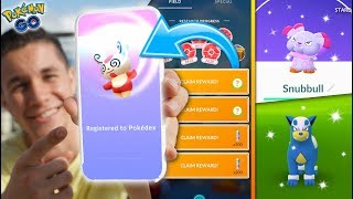 HOW TO GET SPINDA IN POKÉMON GO! + 4 NEW Shinies & RAIKOU!